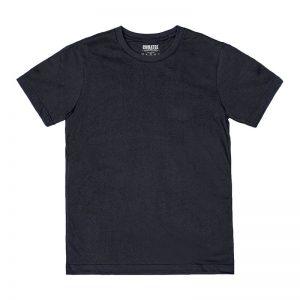 Unisex Black Advance T-shirt Front View