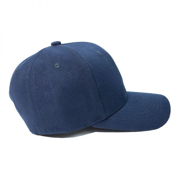 Custom and Embroider your Dark Blue Cap Right View