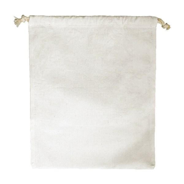 Custom your Large Drawstring Bag, Back View