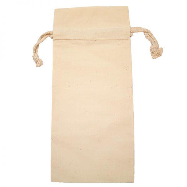 Medium Drawstring Bag Back View