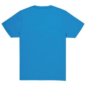 Unisex Blue Lapis Crew T-shirt Back