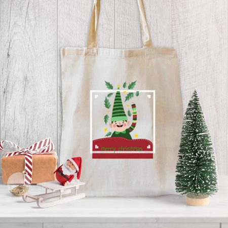 Hello! From the Elf Team Tote-bag