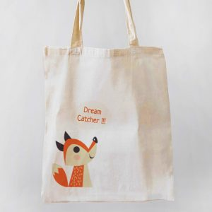 Dream Catcher Canvas Tote-bag Freesize, Custom our iTee template and make it yours. Product View