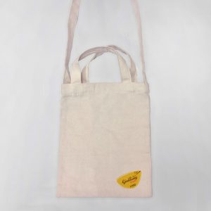 I'm a Giveaway Mini Canvas Tote-bag, Custom our iTee template and make it yours. Product View