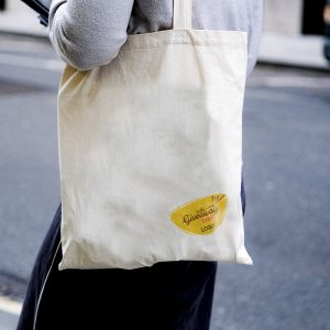 I'm a Giveaway Canvas Tote-bag Freesize, Custom our iTee template and make it yours. Model View