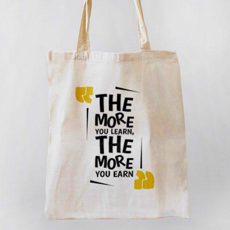 The MORE Theory Tote-bag