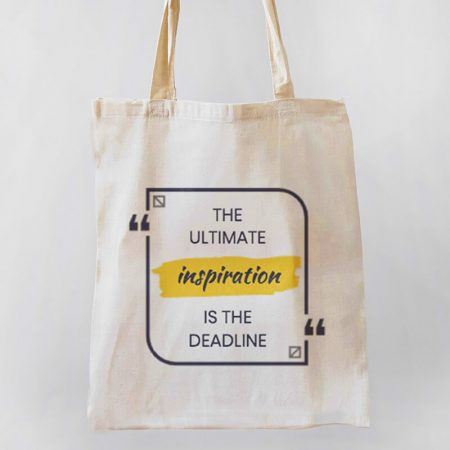 The Ultimate Inspiration Tote-bag