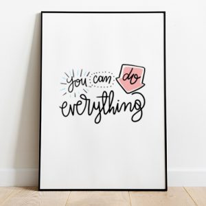 You can do anything Tote-bag Thumbnail, Custom our iTee template and make it yours.