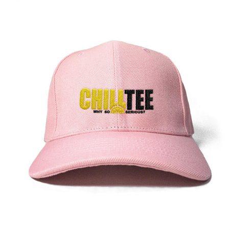 ChillTee Logo Embroidered Cap