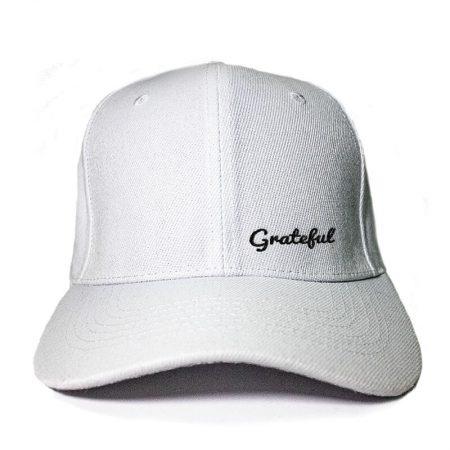 Grateful Embroidered Cap