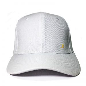 Create your initial in White Embroidered Cap, Custom our iTee template and make it yours. Product View