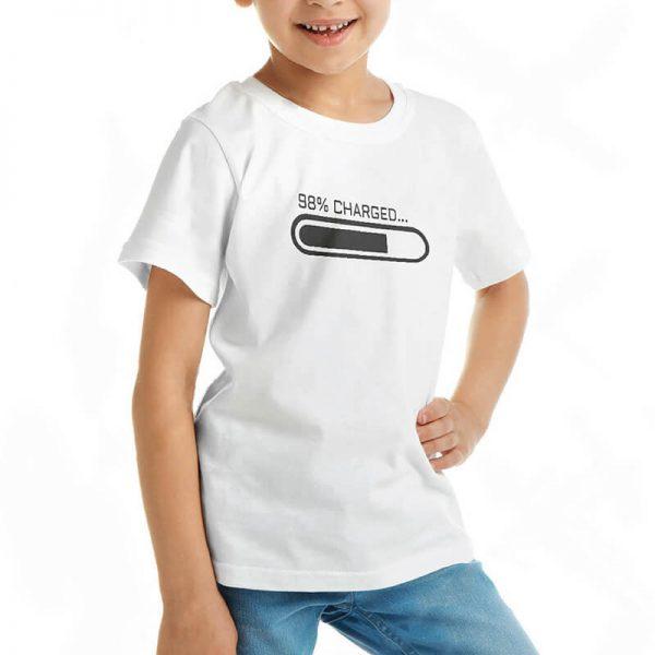 Custom your Loading... White T-shirt Template, Girl Model View