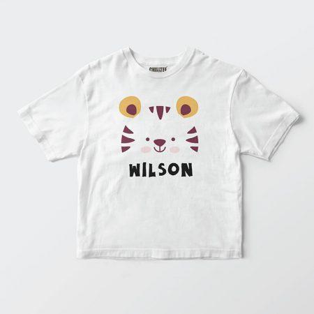 Tiger Roar Roar Kids T-shirt