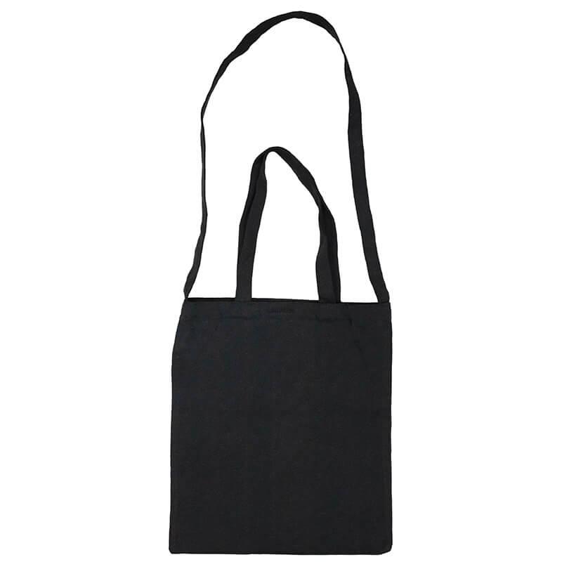 Black Versatile Tote-bag