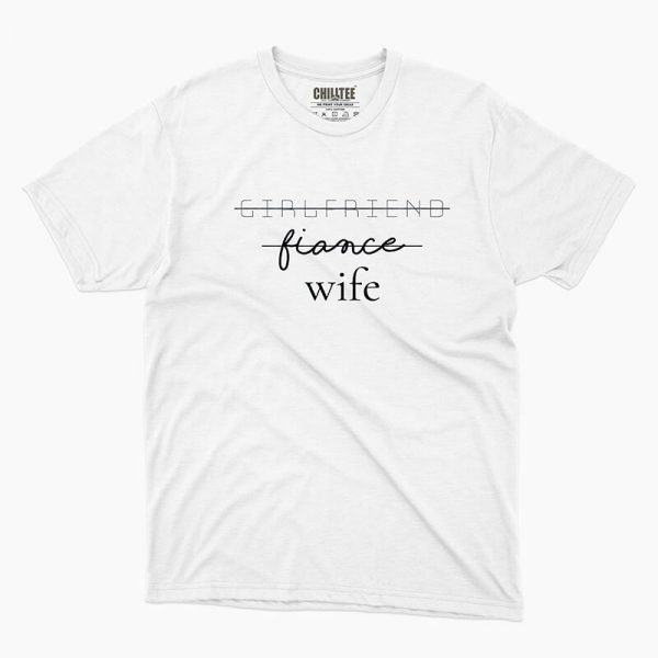 Custom your My Position White Unisex Crew T-shirt Template, Front Product View for Women