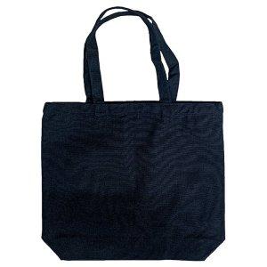 Custom your Black Tote-bag (M), Back View