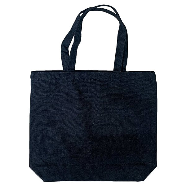 Custom your Black Tote-bag (M), Front View