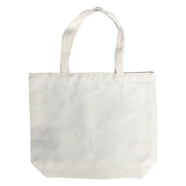 Custom your Canvas Tote-bag (M), Front View